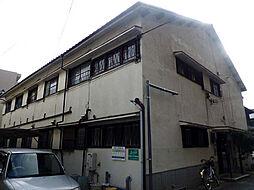 大阪府池田市天神1丁目の賃貸アパートの外観