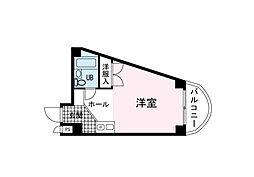 長泉Aハウス[2階]の間取り