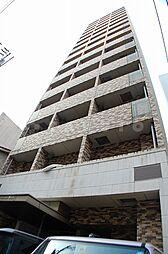 アスヴェルタワー大阪城WEST[8階]の外観
