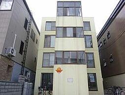 北海道札幌市南区南三十三条西10丁目の賃貸マンションの外観