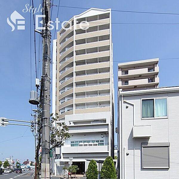 ベレーサ築地口ステーションタワー 11階の賃貸【愛知県 / 名古屋市港区】