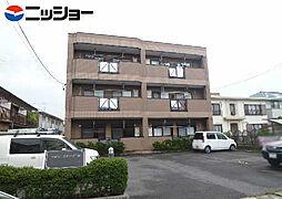 愛知県名古屋市西区比良1丁目の賃貸マンションの外観