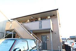 愛知県名古屋市南区星崎2丁目の賃貸アパートの外観