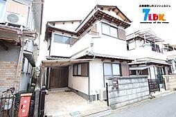 [一戸建] 奈良県橿原市中曽司町 の賃貸【/】の外観