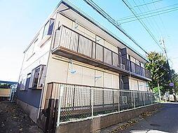 千葉県我孫子市天王台6丁目の賃貸アパートの外観