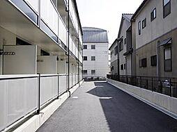 愛知県海部郡蟹江町今本町通の賃貸マンションの外観
