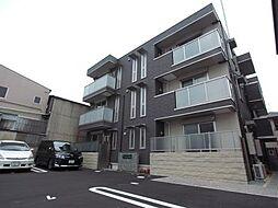 兵庫県明石市田町1丁目の賃貸アパートの外観