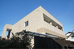 ハイツフロール[1階]の外観