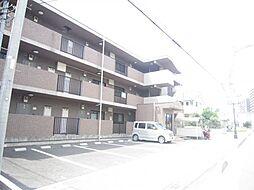 埼玉県鶴ヶ島市大字上広谷の賃貸マンションの外観