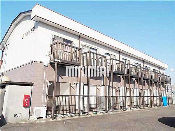 ハイツ神田 2階の賃貸【愛知県 / 刈谷市】