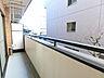 お洗濯もたっぷり干せるバルコニー。,3DK,面積50.16m2,価格3,599万円,JR中央線 国立駅 徒歩3分,,東京都国立市中1丁目