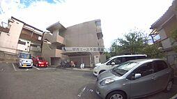 大阪府東大阪市東石切町3の賃貸マンションの外観