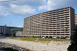 兵庫県宝塚市栄町3丁目の賃貸マンションの外観