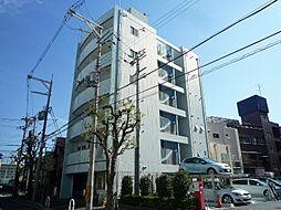 大阪府茨木市中穂積1丁目の賃貸マンションの外観