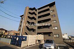 岡山県岡山市中区藤崎丁目なしの賃貸マンションの外観