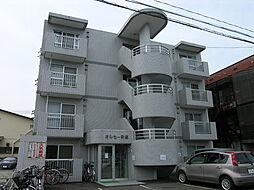 オルセー栄通[4階]の外観