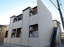 グリーンヒル・ときわ平[2階]の外観