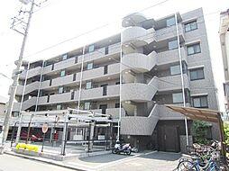 弥平ハイツ[4階]の外観