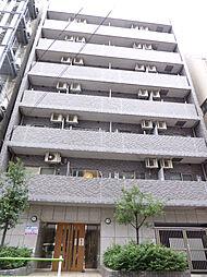 スカイコート三田慶大前[12階]の外観