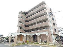 三重県鈴鹿市阿古曽町の賃貸マンションの外観