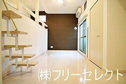 福岡県福岡市博多区東比恵3の賃貸アパートの外観