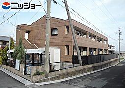 ルミナス田鶴[2階]の外観