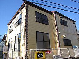 ミヤマハウス[2階]の外観