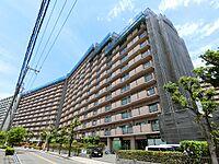 外観(SRC造14階建てマンションの最上階採光・通風・眺望良好です)