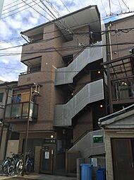 大阪府大阪市阿倍野区阿倍野筋4丁目の賃貸マンションの外観