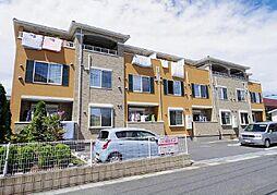 埼玉県川口市戸塚東3丁目の賃貸アパートの外観