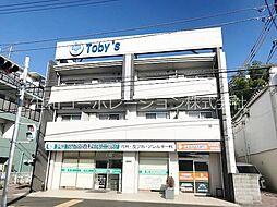 神奈川県横浜市戸塚区吉田町の賃貸マンションの外観