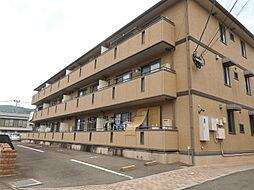 長崎県西彼杵郡長与町岡郷の賃貸アパートの外観