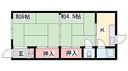 鵯越駅 2.4万円