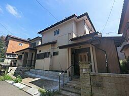 [一戸建] 千葉県富里市中沢 の賃貸【/】の外観