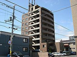 北海道札幌市東区北三十六条東16丁目の賃貸マンションの外観