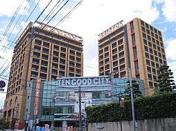 西新 TenGoodCity BRISTOL[10階]の外観