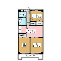 西高島平駅 10.5万円