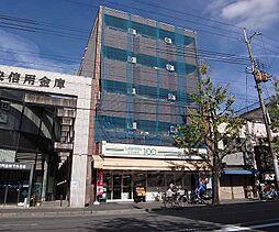 京都府京都市中京区聚楽廻中町の賃貸マンションの外観