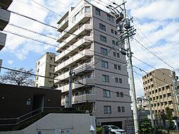 愛知県名古屋市千種区朝岡町1丁目の賃貸マンションの外観
