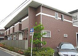 埼玉県さいたま市浦和区瀬ヶ崎2丁目の賃貸アパートの外観