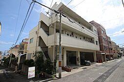 兵庫県神戸市灘区赤坂通3丁目の賃貸マンションの外観