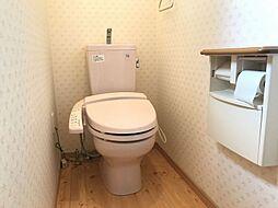 トイレも綺麗にお使いいただいています