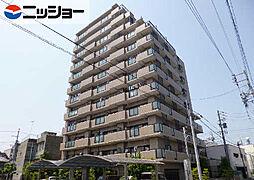 ライオンズマンション岐阜702号[7階]の外観