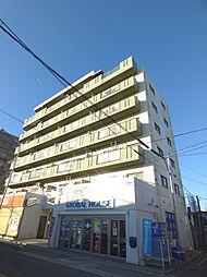 埼玉県川口市西川口5丁目の賃貸マンションの外観