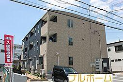 大阪府大阪市平野区長吉六反1丁目の賃貸アパートの外観