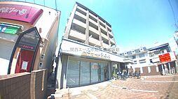 大阪府東大阪市中新開2丁目の賃貸マンションの外観