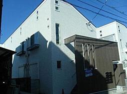 東京都杉並区下井草1丁目の賃貸アパートの外観