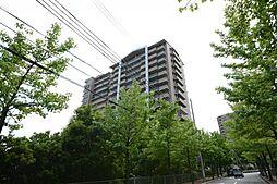 兵庫県宝塚市すみれガ丘2丁目の賃貸マンションの外観