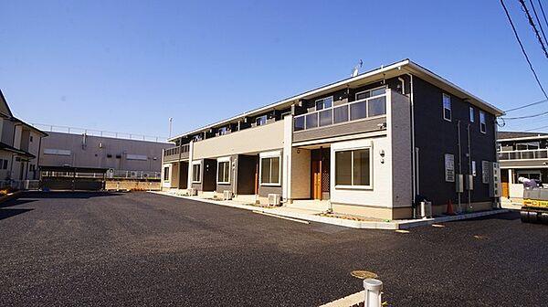 ジェルメ F 2階の賃貸【埼玉県 / 本庄市】