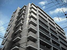 レジュールアッシュ大阪城NORD[4階]の外観